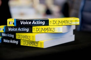 Voice Acting for Dummies Book image