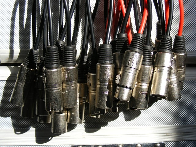 Mogami Mic Cables Provide Cleaner Signal Chain